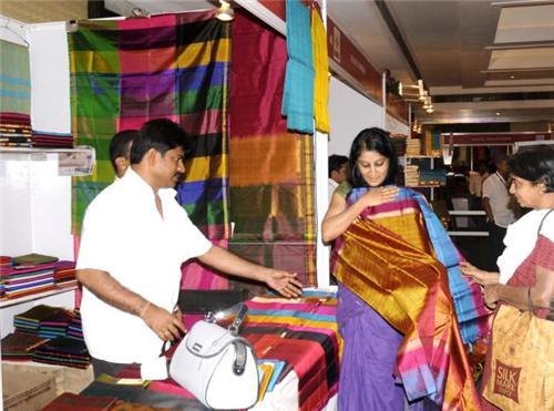 Silk Mark Expo, Chandigarh