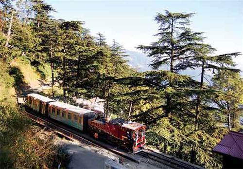 Shimla-toy-train