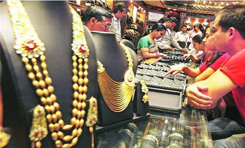 Jewllery market in Chandigarh