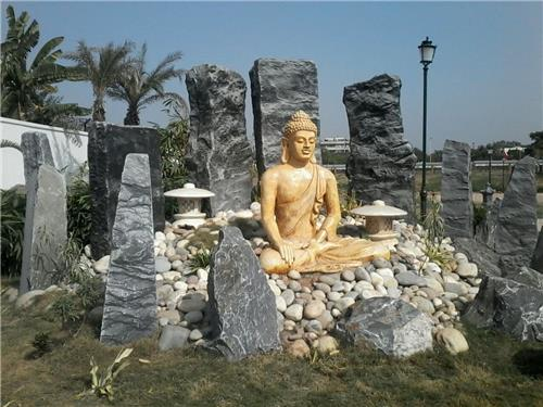 Peaceful Ambiance of Japanese Garden in Chandigarh