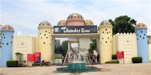 Beautiful Location of Thunder Zone in Chandigarh