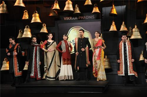 Seagrams Blenders Pride Fashion Tour in Chandigarh
