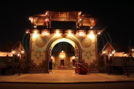 Choki Dhani in Chandigarh