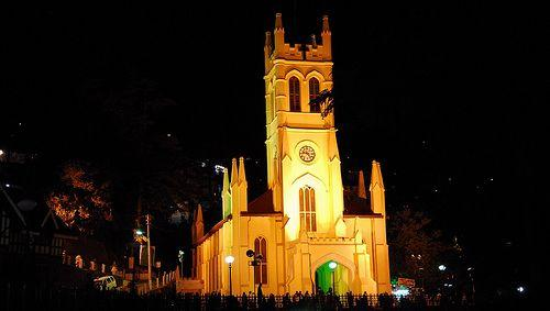 Famous Churches in Chandigarh City