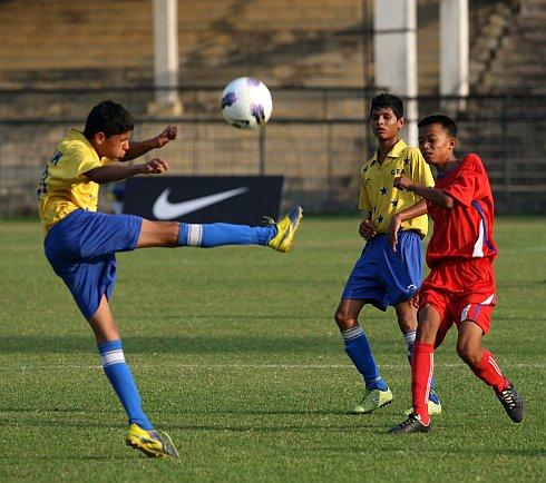Football in Chandigarh