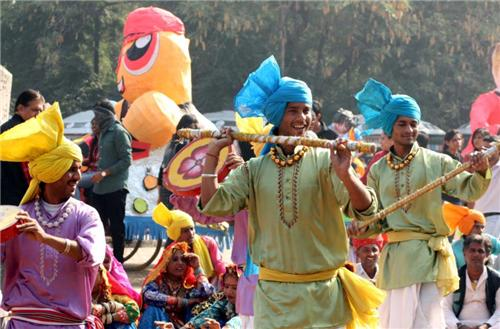 Baisakhi in Chandigarh