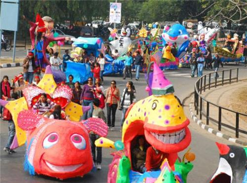 Plaza Carnival in Chandigarh