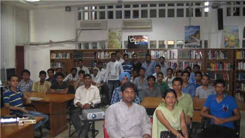 Library in Chandigarh