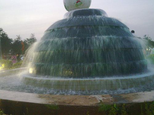 Matka Chowk located in Chandigarh
