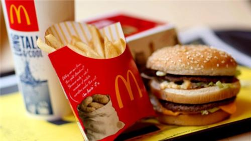 McDonalds Meal in Chandigarh