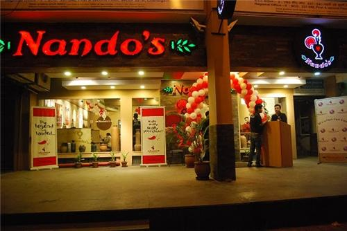 Nandos in Chandigarh