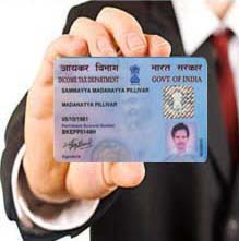 Permanent Account Number Card in Chandigarh