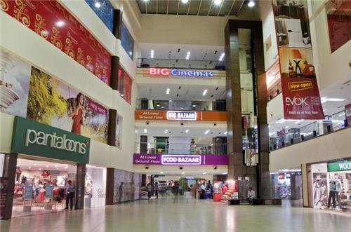Shopping Centers in Chandigarh