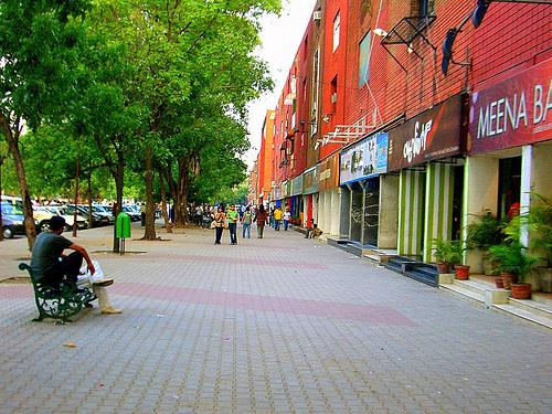 Chandigarh and its markets