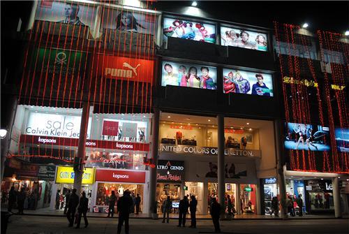 Shopping Markets in Chandigarh