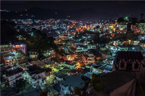 Famous Hill around Chandigarh