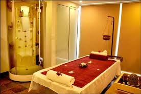 Pleasuable Spa Facility at Blue Terra Spa in Chandigarh