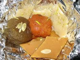 Snacks and Sweets of Chandigarh.