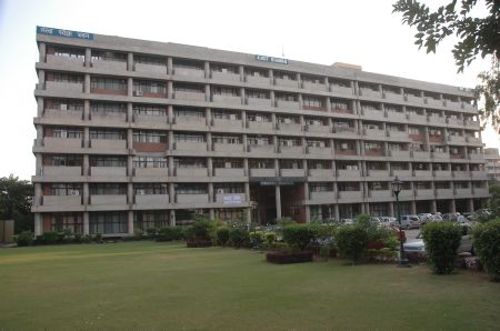 Government Office in Chandigarh