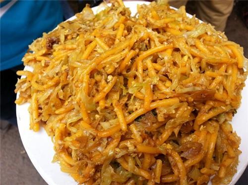 Burmese Atho Noodles