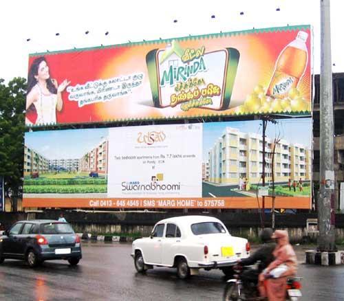 Hoardings in Chennai