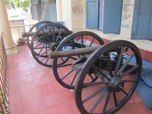 Fort Museum Entrance