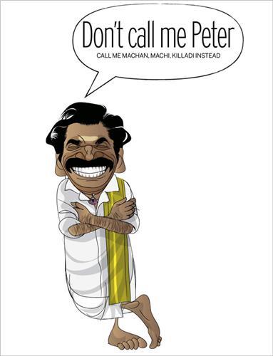 Just for Fun Chennai Bashai