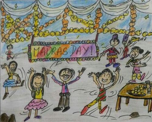 Madras Day in Chennai