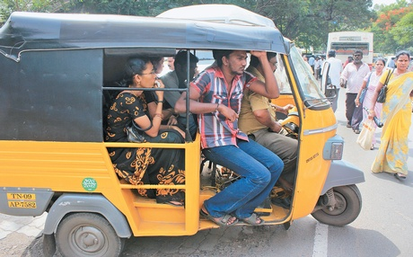 Chennai Shared Autos