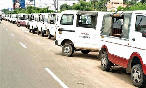 New Age Share Autos in Chennai