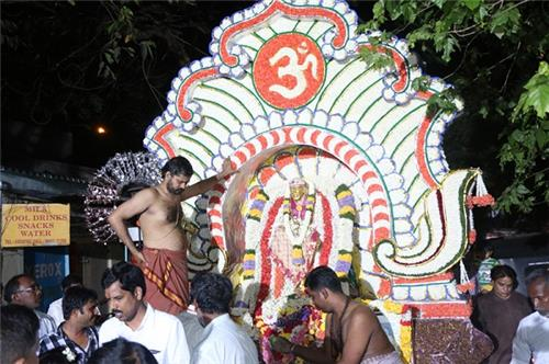 Sri Rama Navami and Sri Sai Jayanthi celebrations, processions