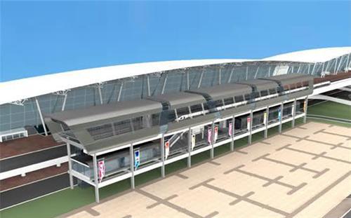 Upcoming Metro stations in Chennai city