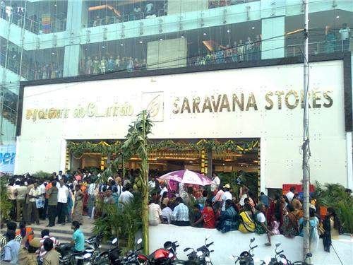 Shopping Stores in Chennai