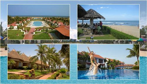 Beach Resorts of Chennai