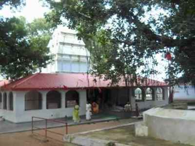 Temple in Ambikapur