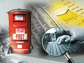 Post offices in Dantewada