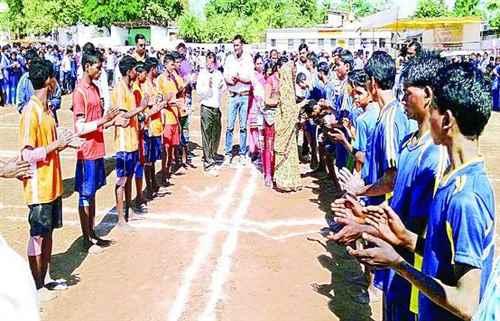 Sports in Dantewada