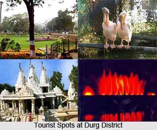 Durg Tourism
