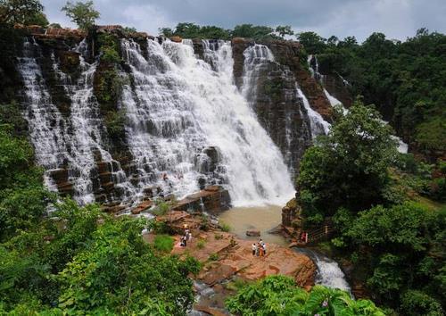 Waterfalls in Kanker