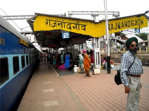 Transportation in Rajnandgaon