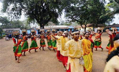 Folk Dance and Songs of Rajnandgaon