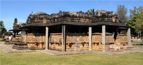 Temples in Chikmagalur