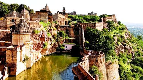 Chittorgarh Fort Architecture