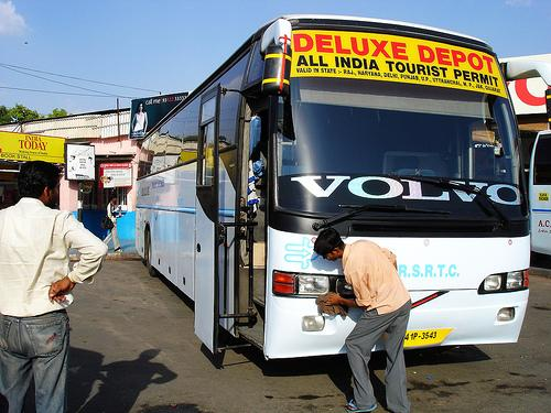 Transport in Churu