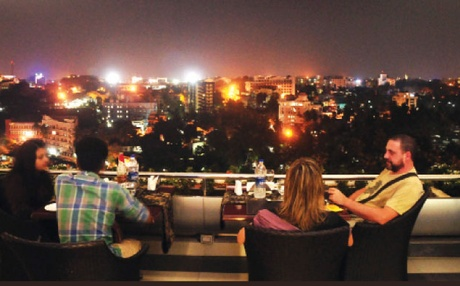 top 10 restaurants in Bangalore