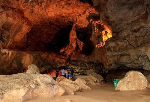 Anthargange Caves