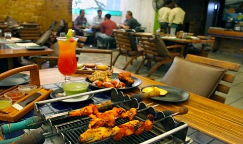 Barbeque Nation in Bangalore