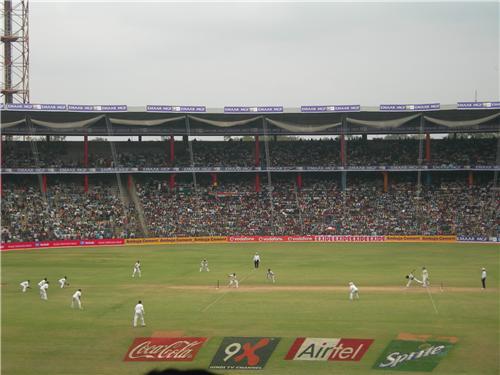 Chinnaswamy Stadium Bangalore