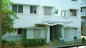 Department of PMR in CMC, Vellore