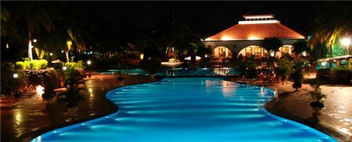 Goldenpalm Resort in Bangalore
